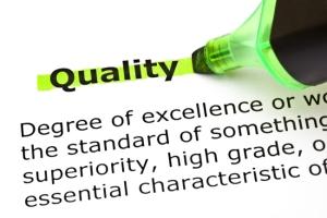 Wat is er belangrijk bij Kwaliteit